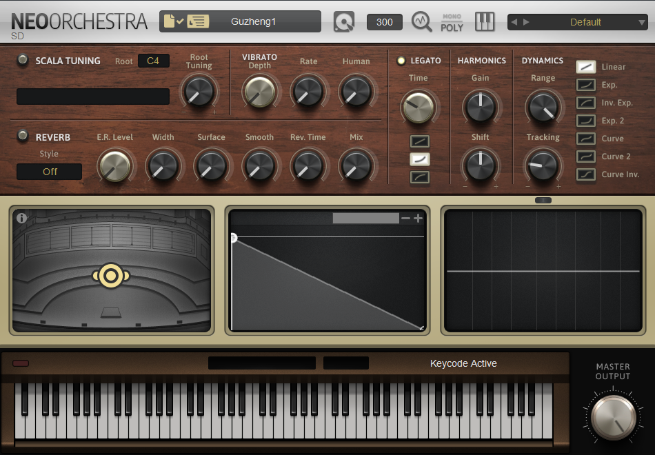 chinese instruments for kontakt